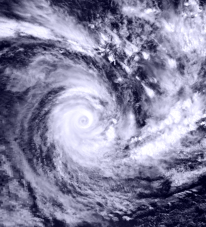 Cyclone Drena Category 4 South Pacific and Australian region cyclone in 1997