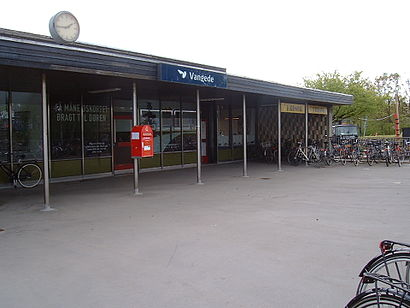 Sådan kommer du til Vangede st. med offentlig transport – Om stedet