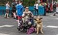 DUBLIN 2015 LGBTQ PRIDE FESTIVAL (PREPARING FOR THE PARADE) REF-106209 (19211187942).jpg