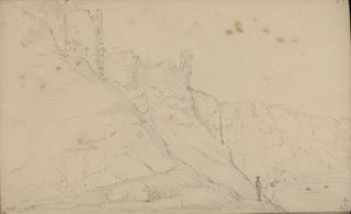 View of Kilgerran Castle