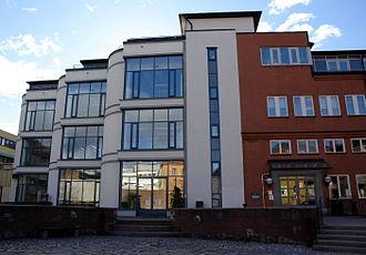 Dag Hammarskjöld - Uppsala University's Dag Hammarskjöld Law Library.
