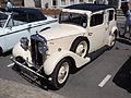 Daimler 15 Four light Mulliner Saloon 1935 (14643632587).jpg
