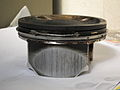 Damaged piston from a Subaru Imprezza boxer engine.jpg