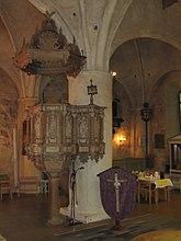 Fil:Danderyds kyrka int07.jpg