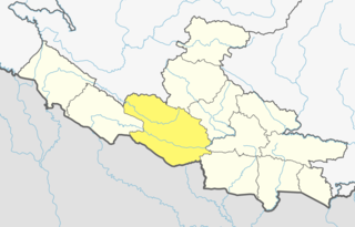 Dang District, Nepal District in Province No. 5, Nepal