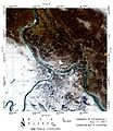 Danube at Belgrade 17 Jan 2017 Landsat 8 ETM+ visible spectre.jpg