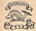 Darbhanga reĝa insignia.jpg