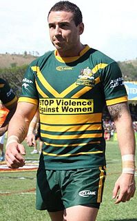 Darius Boyd Australian rugby league player
