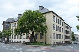 Alexanderstraße in Darmstadt