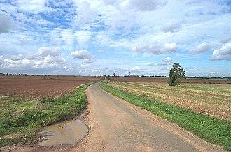 Darrington, West Yorkshire - Darrington – Westfield Lane.