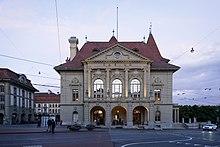 Bern casino konzert turning stone casino italian restaurant