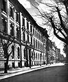 Deák Ferenc utca, balra a 4 szám. Fortepan 22294.jpg