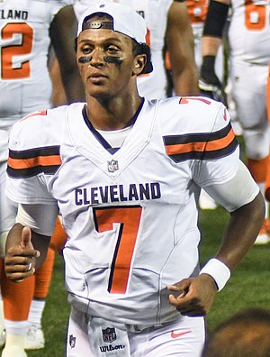 DeShone Kizer - Kizer with the Browns in 2017