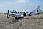 De Havilland DH104 Devon C.1 'VP981' (G-DHDV) (31002554425).jpg