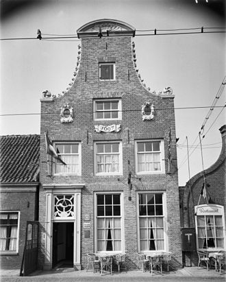 Posthoorn - De Posthoorn as in 1949