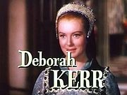 Deborah Kerr kiel Catherine Parr