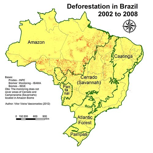 an analysis of the ecological issue of deforestation With that in mind, this article will explain the eco marxist perspective, its key aspects, its view on environmental issues and how those issues affect different classes of people differently through an eco marxist view, the paper will look at deforestation and the impact it has on earth in terms of soil erosion, air pollution and the threat .