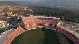 Dehradun - Dehradun cricket stadium