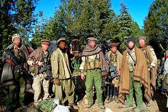 Battle of Tora Bora - Delta force operators disguised as Afghan civilians.