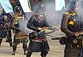 Demonstration of Japanese matchlocks in Nagoya Castle - 3.jpg