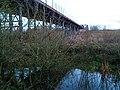 "Derelict Railway, ""The Iron Bridge"" (geograph 6703879).jpg"