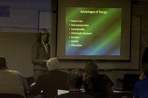 International Environmental Design Contest - An oral presentation at the International Environmental Design Contest