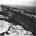 Desolation Valley and Glacier, valley glacier with fragmenting center, August 31, 1977 (GLACIERS 5418).jpg