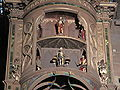 Detail of the astronomical clock Strasbourg.jpg