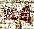 Detalle del templo mudéjar del Pilar (Anthonius van den Wingaerde,1563, detalle).jpg