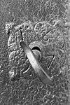 deurkruk 1637, deur achtergevel - baarle-nassau - 20026864 - rce