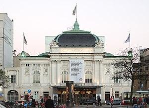 Peter Zadek - Deutsches Schauspielhaus at Hamburg