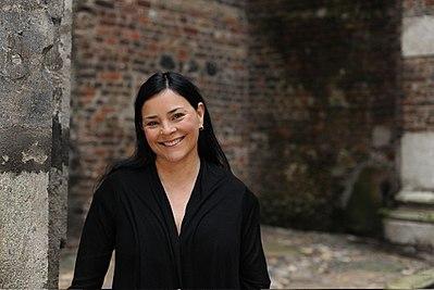 Picture of an author: Diana Gabaldon