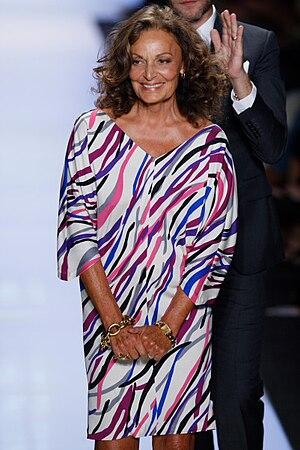 Diane von Fürstenberg - Diane von Furstenberg during New York Fashion Week.