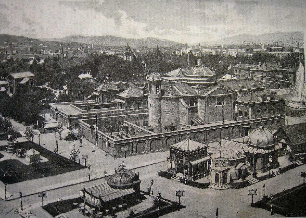 1888 barcelona universal exposition wikipedia