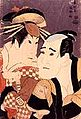 Die Schauspieler Sanogawa Ichimatsu III und Ichikawa Tomiemon.jpg