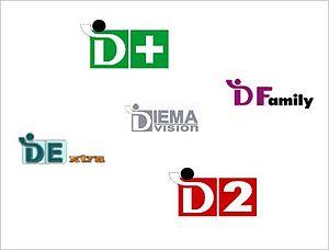 Diema - Image: Diema Vision logos