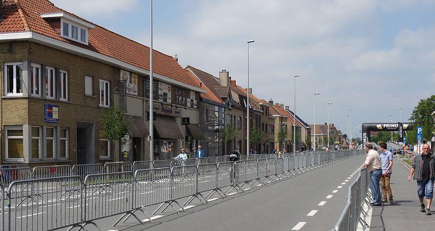 Diksmuide - Ronde van België, etappe 3, individuele tijdrit, 30 mei 2014 (A152).JPG