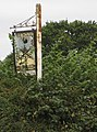 Dilapidated pub sign - geograph.org.uk - 940593.jpg