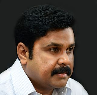 Dileep Indian film actor and producer (born 1968)