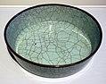 Dinastia song del sud, bacinella in ceramica guan, 1127-1279 ca.jpg
