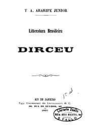 Araripe Júnior: Dirceu