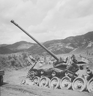 Battle of the Imjin River Major confrontation during the Chinese Spring Offensive of the Korean War