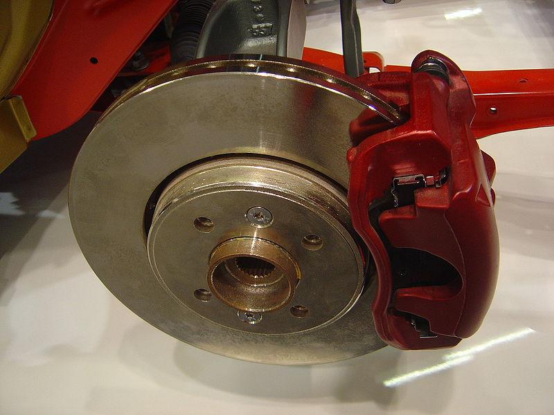 Car Brake Caliper Paint