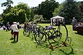 Display of Old Bicycles on Elgar's 150th Birthday - geograph.org.uk - 453136.jpg