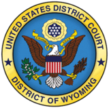 Seal of the United States District Court for the District of Wyoming