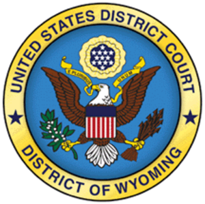 United States District Court for the District of Wyoming - Image: District Wyoming