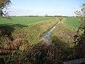 Ditch across Teversham Fen - geograph.org.uk - 1039343.jpg