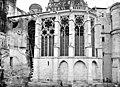 Domaine national, château - Chapelle, abside, côté sud - Saint-Germain-en-Laye - Médiathèque de l'architecture et du patrimoine - APMH00002737.jpg