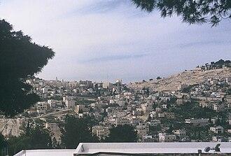 Abu Dis - Image: Dome of Rock,2001
