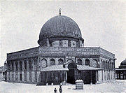 The Dome of the Rock, in 1913.